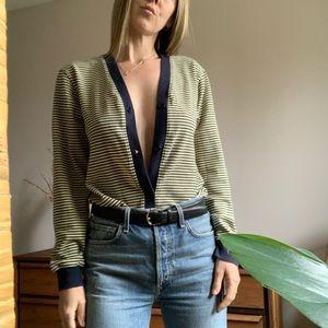 Vintage 90's Stussy Cardigan.